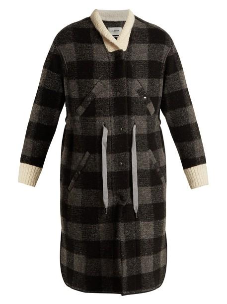 Isabel Marant etoile coat grey