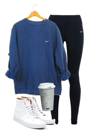 sweater,cute,nike,sporty,comfy,casual,blue,girl,shirt,long sleeves,hoodie,sweatshirt,cuffed sleeves