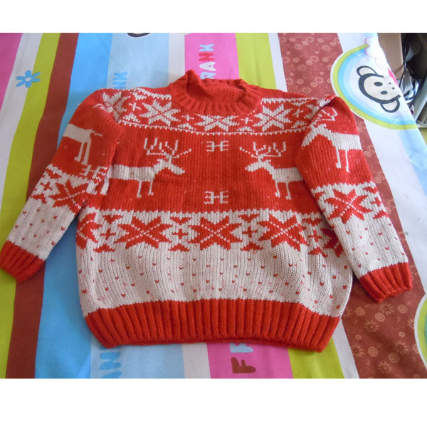 Red christmas sweater · penny's closet · online store powered by storenvy