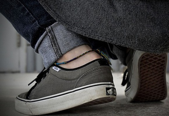 vans shoes grey