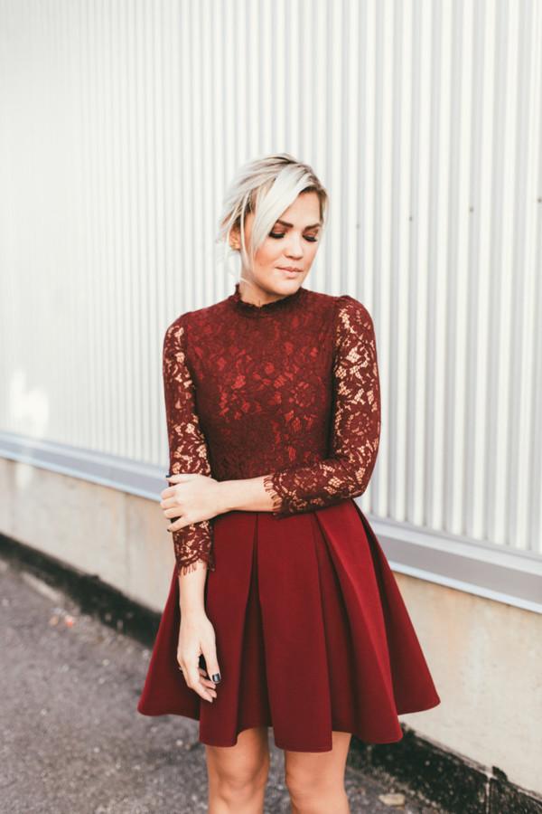 Red Dress Tumblr