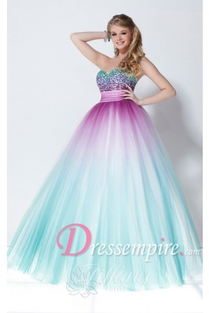 Tiffany designs 16897 dress