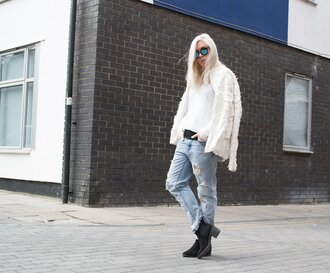 style lime light blogger sunglasses jacket top pants shoes