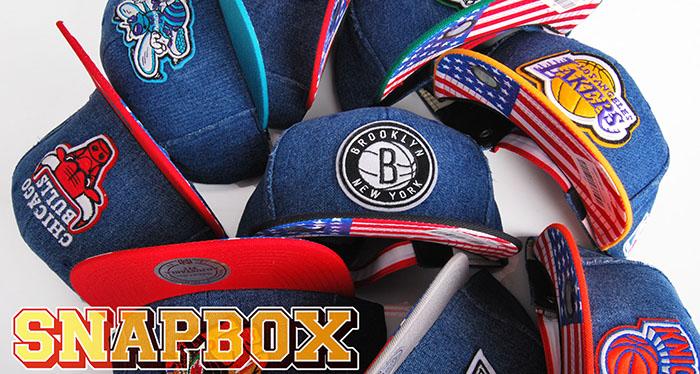 Największy wybór czapek - New Era, Mitchell & Ness, Starter, King, Mishka, Cayler & Sons, Carhartt, Stussy, G-shock - Snapbox