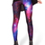 Mysterious Galaxy Print Leggings [FBBI00167] - PersunMall.com