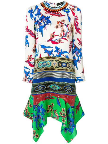 ETRO dress printed dress women silk