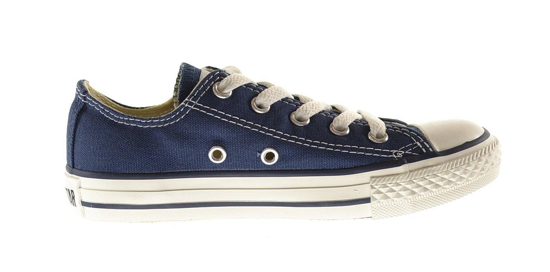 7295fb315aa0d Amazon.com: Converse Chuck Taylor Allstar OX Little Kids Shoes Navy 3j237:  Clothing