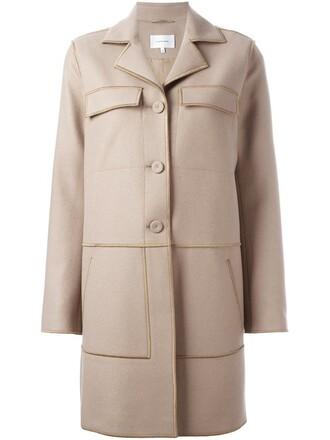 coat brown