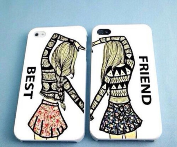 phone cover bff iphone case