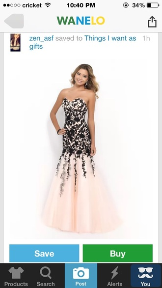 dress floral pink and black dress long prom dress cinderella dress cute dress