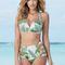 In the jungle bikini top