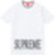 Supreme: Striped Rib Tee - Red