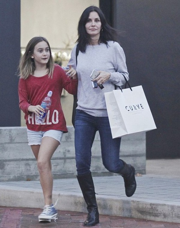 isabel marant leather boots courteney cox
