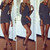 Selena Striped Dress