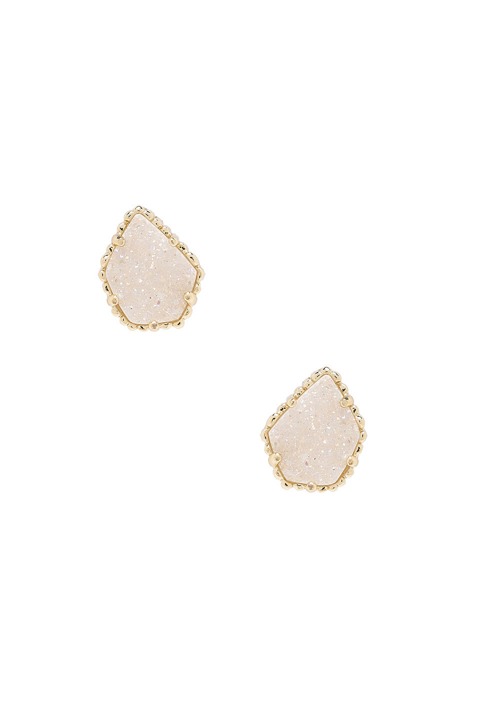 Kendra Scott Tessa Earring in gold / metallic