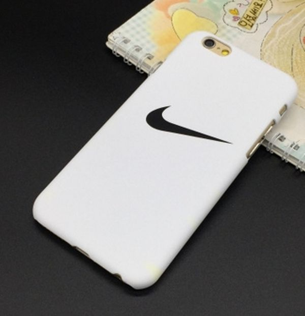NEW NIKE SWOOSH OFFICIAL ORIGINAL GRAPHIC SOFT CASE IPHONE 5/5S/SE & 6/6S