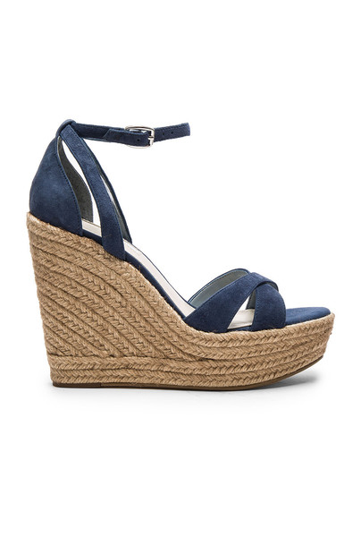 BCBGeneration Holly Wedge in navy