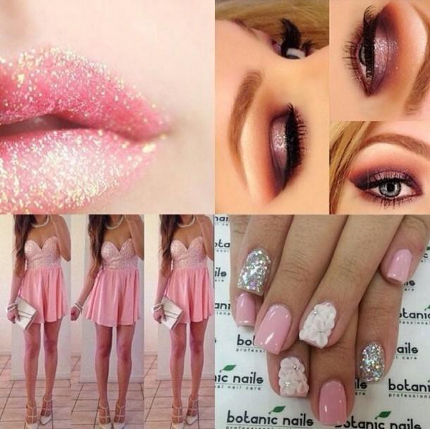 dress nail polish