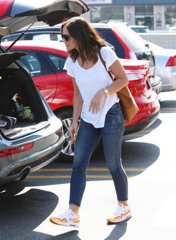 jeans minka kelly shoes shirt