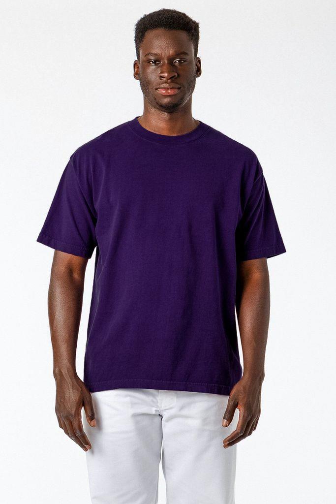 1801GD - 6.5oz Garment Dye Crew Neck T-Shirt