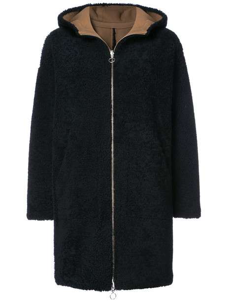 Sprung Frères coat women blue