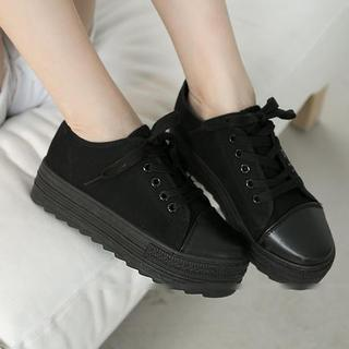 Platform Sneakers - FM Shoes | YESSTYLE