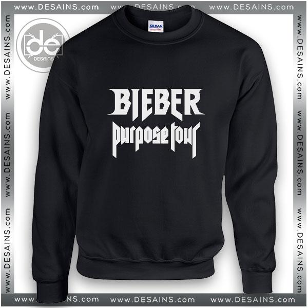 Sweatshirt Bieber Purpose Tour Sweatshirt Womens Sweater Mens
