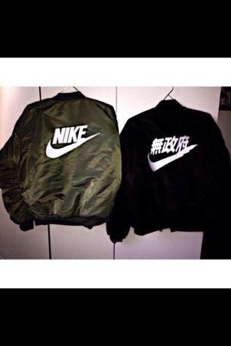 jacket nike air menswear mens jacket style swag fashion