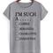 I'm such a t-shirt - mycovercase.com