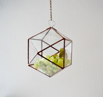 home accessory terrarium plants boho hipster geometric beach house metallic home decor boho decor