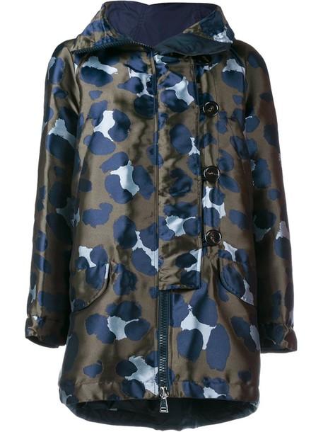 jacket women camouflage black