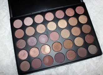 make-up shadow neutral makeup palette eye makeup eye shadow palettes taupe nude bronze gold