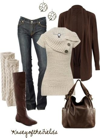 shirt fall sweater dress knitwear sweater dress cream