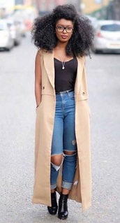 jacket,trench coat,brown,long coat
