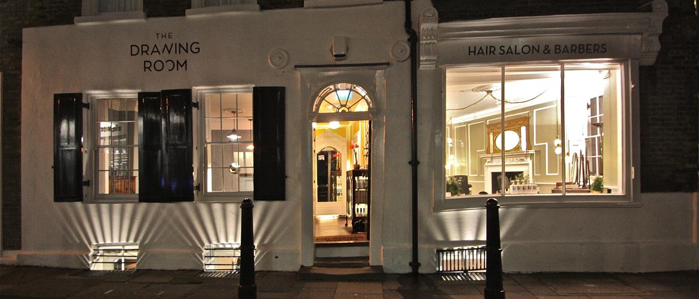 The drawing room hair salon east london shoreditch for Hair salon shoreditch