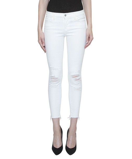J BRAND jeans denim cotton