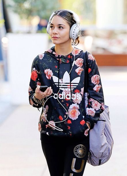 jacket sweater flower adidas adidas sweater floral shirt flowered shorts floral  hoodie floral jacket high school a0cd97bc9990