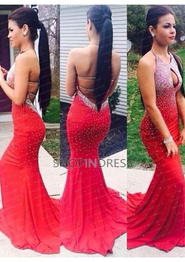 Line sleeveless evening dress uk online