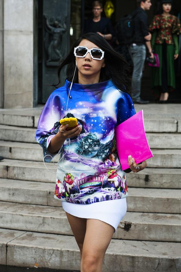top fashion week 2014 streetstyle