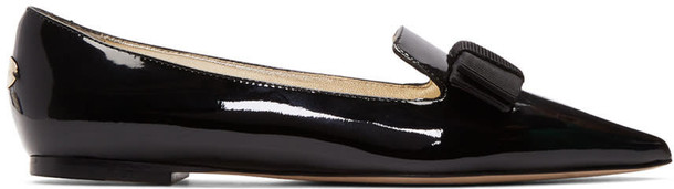 Jimmy Choo loafers black shoes