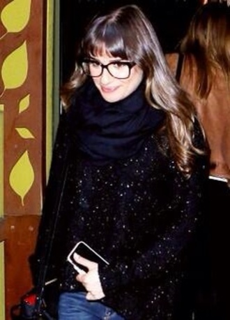 sunglasses lea michele help.