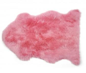 Sheepskin Rug Premium Auskin Magenta Pink | Ultimate Sheepskin