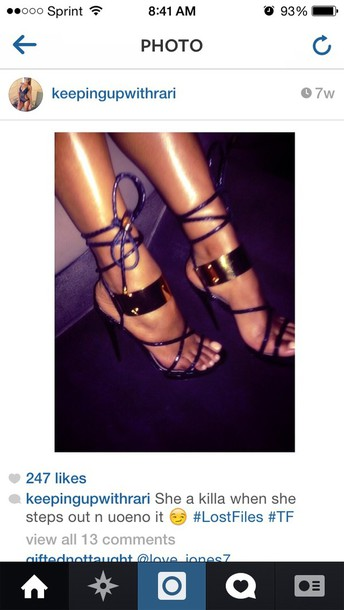 shoes strappy heels heels strappy black heels