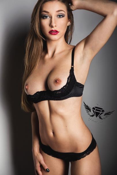 underwear sexy open bust open bra sexy black bra shelf bra