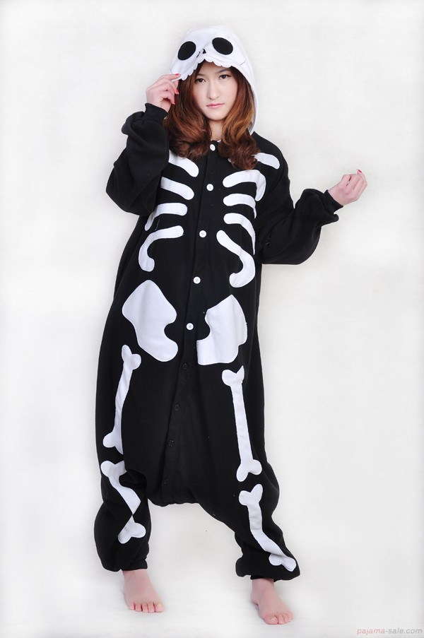 66afa008e77a Jack skellington onesies for adults, Jack skellington Adult Kigurumi ...