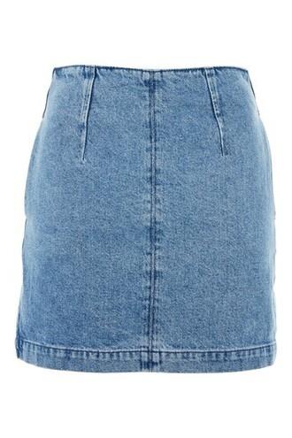 skirt mini skirt denim mini