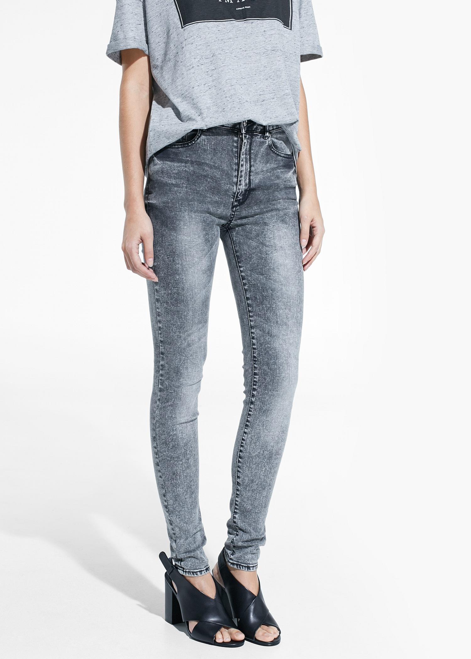 Noa skinny jeans - Dames | MANGO