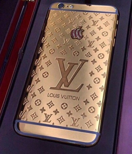 phone cover louis vuitton