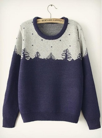 christmas christmas jumper christmas sweater holiday season navy sweater