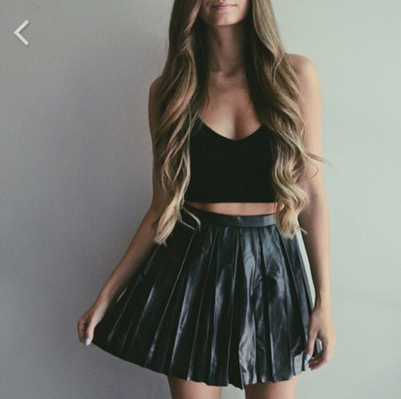 girl skater skater skirt grunge photography bandeau